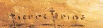 Signature Pierre-Ernest Prins