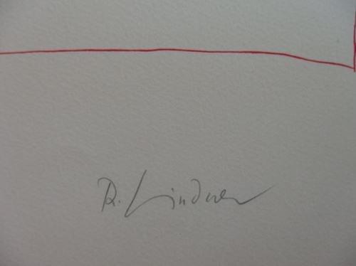 Signature Richard Lindner