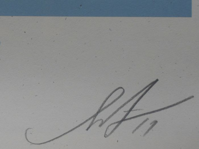Signature Shepard Fairey