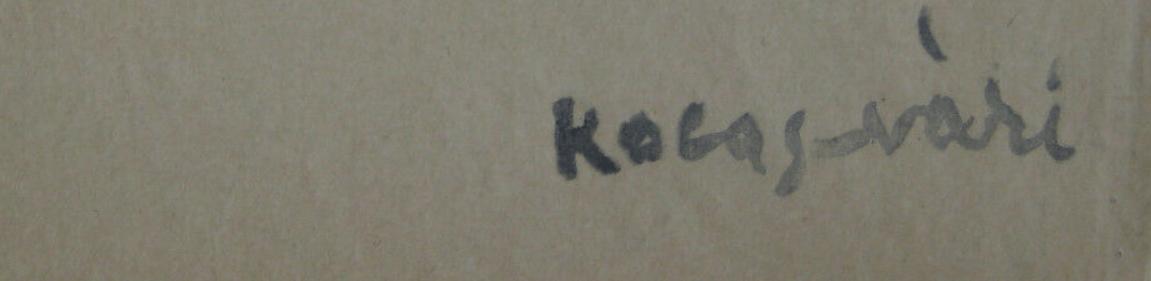 Signature Sigismond Kolos-Vary