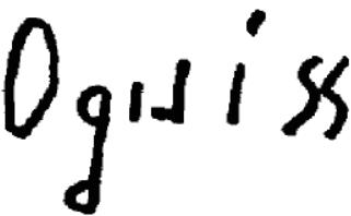 Signature Takanori Oguiss