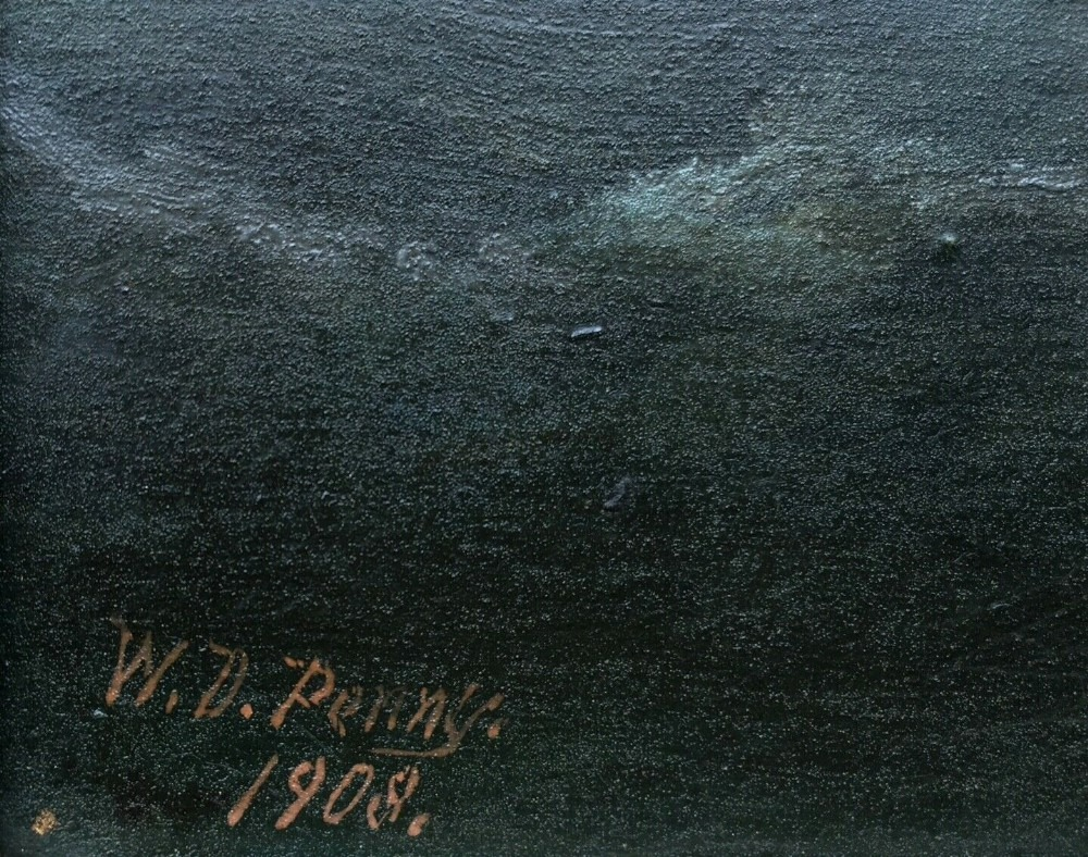 Signature William Daniel Penny