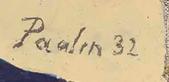 Signature Wolgang Paalen