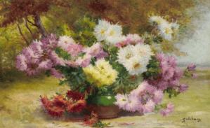 Peinture Roger Godchaux