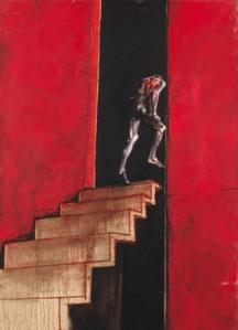 Peinture Vladimir Velickovic