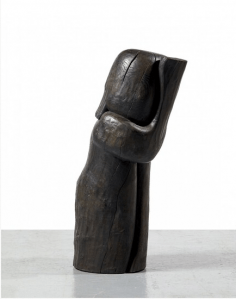 Sculpture Wang Keping