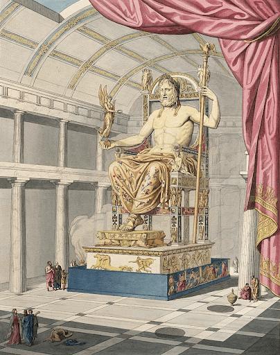 L'art de la sculpture antique par Quatremère de Quincy publié en 1815 (BNF)