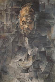 Pablo Picasso, Portrait d'Ambroise Vollard