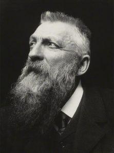 Portrait Auguste Rodin