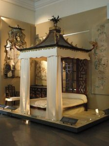 Badminton Bed, William and John Linnell