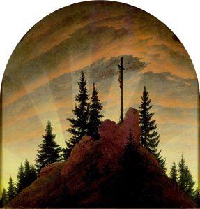 Caspar David Friedrich, Retable de Tetschen