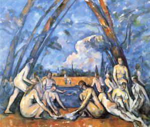 Paul Cézanne, Les Grandes Baigneuses