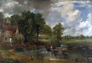 John Constable, The Hay Wain