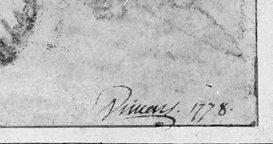 Signature François André Vincent