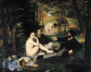 Edouard Manet, Le déjeuner sur l'herbe
