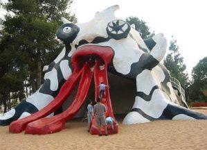 Niki de Saint Phalle, Golem