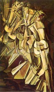 Marcel Duchamp, Nu descendant un escalier n°2
