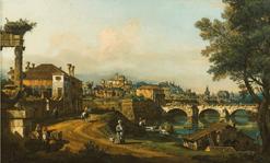 Un caprice de Bernardo Bellotto