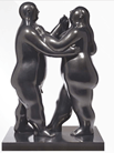 Sculpture Dancing couple