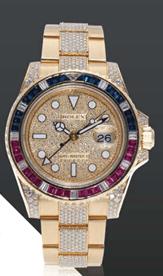 Montre Rolex Saru