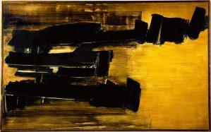 Pierre Soulages, Peinture 125 x 202 cm