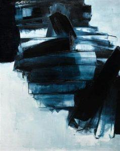 Pierre Soulages, Peinture