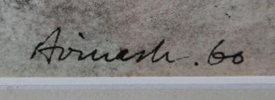 Signature Avinash Chandra