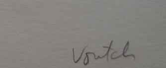 Signature Olivier Vouktchevitch