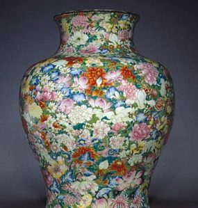 "vas ""mille fleurs"""