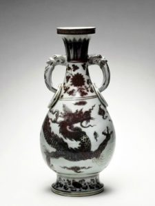 Vase youlihong