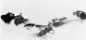 Zao Wou-ki, Sans Titre